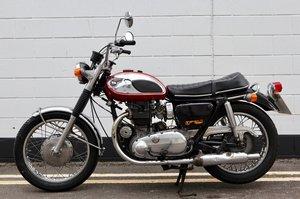 Picture of 1969 Kawasaki W1S 650cc - Classic W650 For Sale