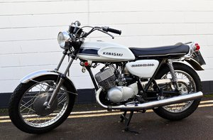 Picture of 1969 Kawasaki H1 500cc - In Excellent Condition ! SOLD