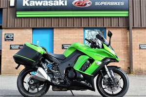 Picture of 2014 14 Kawasaki Z1000 SX ABS Tourer **Green** For Sale