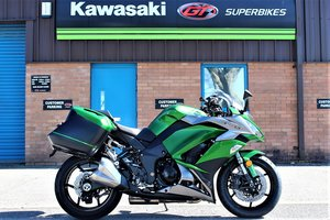 Picture of 2018 68 Kawasaki Z1000 SX ABS Tourer **Green** For Sale