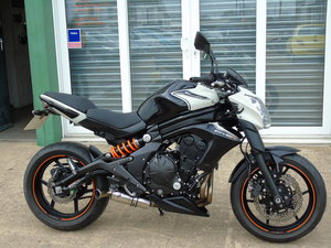Picture of 2016 Kawasaki ER ER6N Only 9900 Miles From New, Service History For Sale