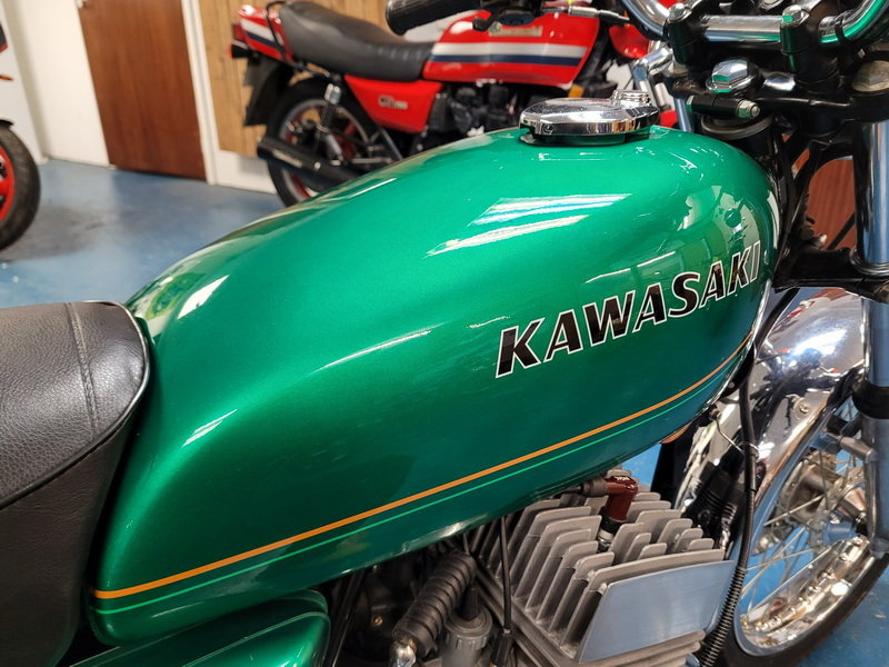 1980 KAWASAKI KH400 For Sale (picture 7 of 12)