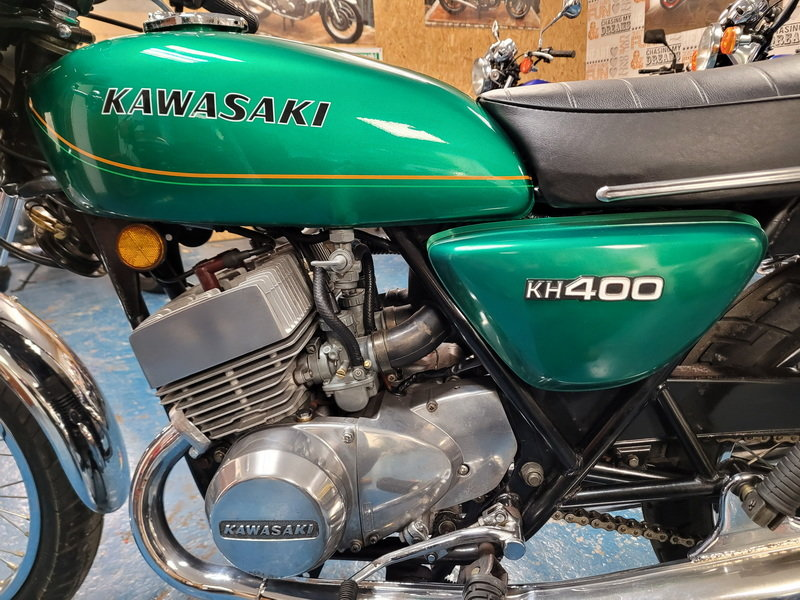1980 KAWASAKI KH400 For Sale (picture 10 of 12)