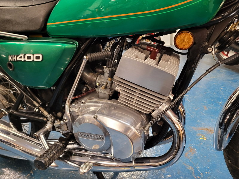 1980 KAWASAKI KH400 For Sale (picture 12 of 12)