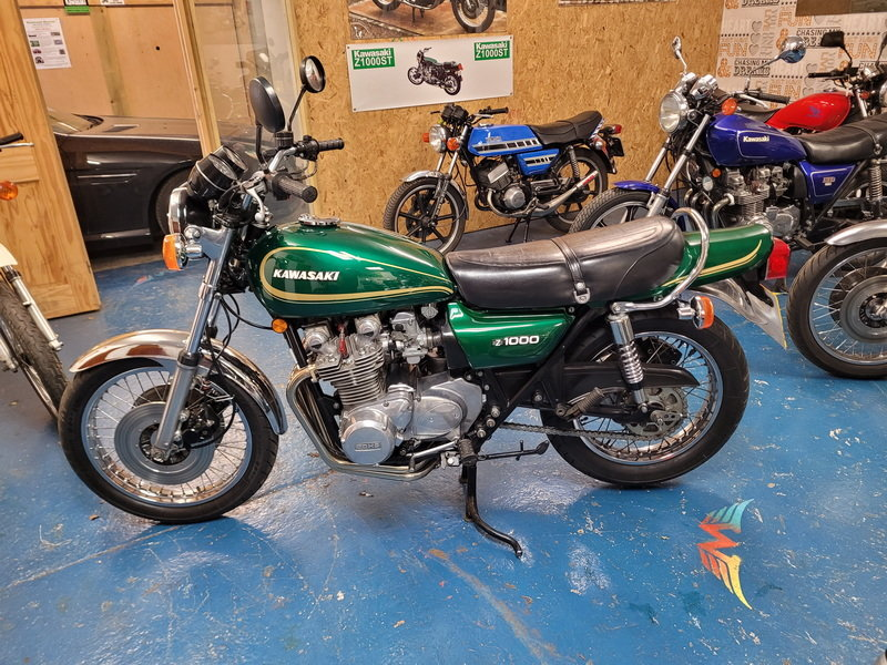 1978 KAWSAKI Z1000 A2 For Sale (picture 1 of 11)