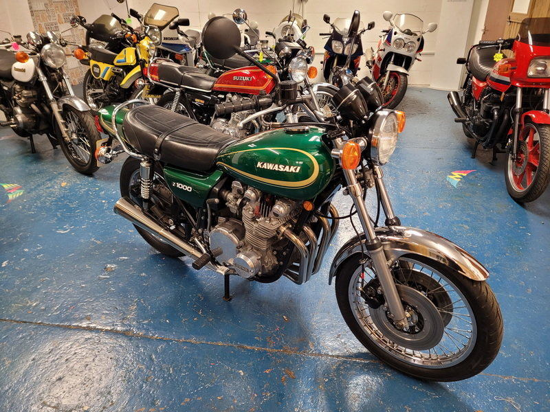 1978 KAWSAKI Z1000 A2 For Sale (picture 2 of 11)