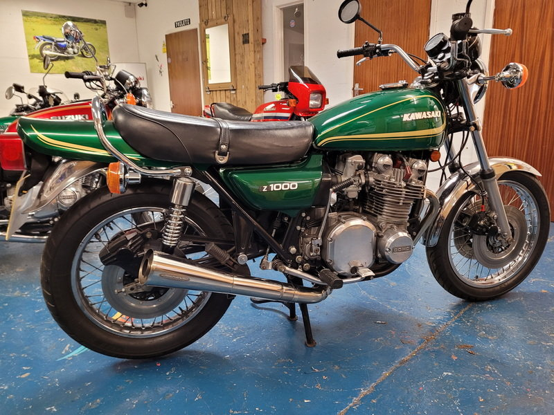1978 KAWSAKI Z1000 A2 For Sale (picture 3 of 11)