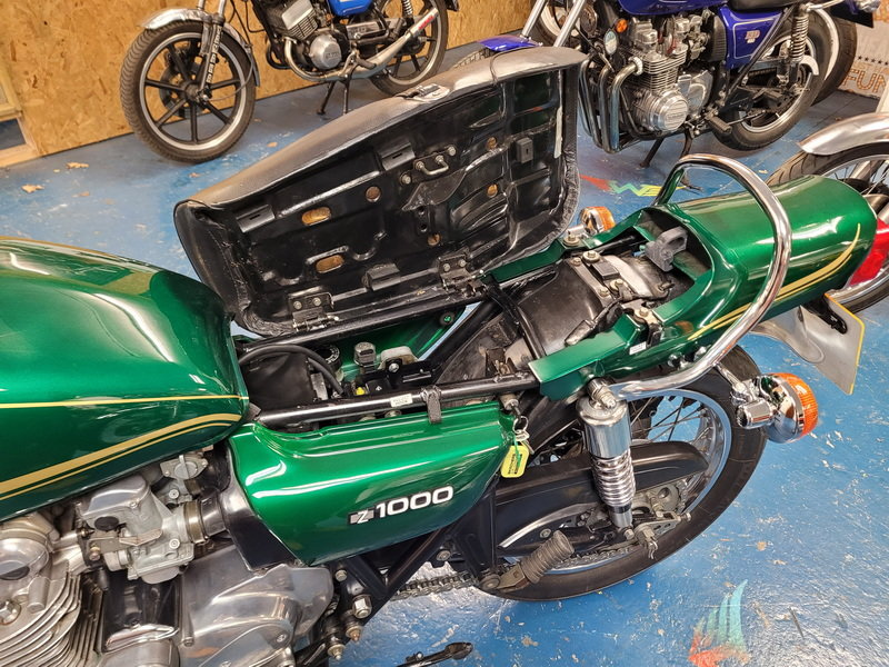 1978 KAWSAKI Z1000 A2 For Sale (picture 9 of 11)