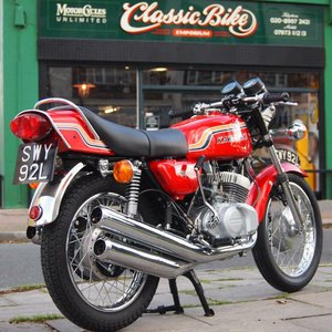 Picture of 1972 Kawasaki S2 350 Triple, Probably The Nicest Ever. For Sale
