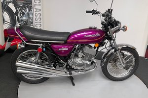 Picture of Kawasaki KH400 Triple 1977 For Sale