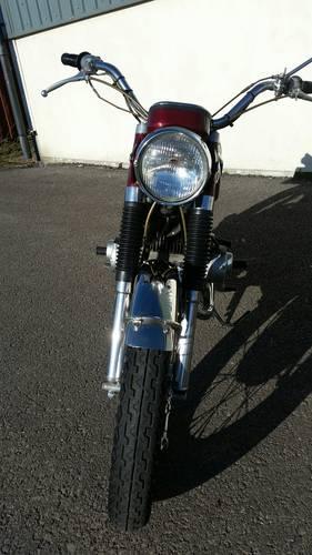 KAWASAKI SAMURAI A1 1968 250CC 2 STROKE CLASSIC MOTORCYCLE SOLD (picture 3 of 6)