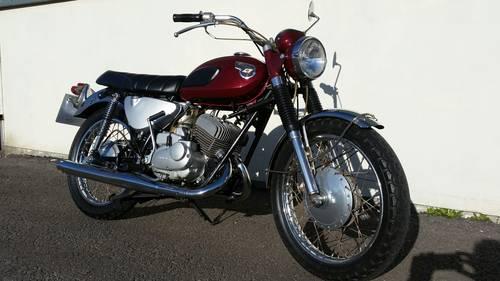 KAWASAKI SAMURAI A1 1968 250CC 2 STROKE CLASSIC MOTORCYCLE SOLD (picture 5 of 6)
