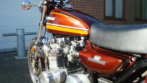 Kawasaki Z1-A 1974-M **FULL RESTORATION** (41 miles) For Sale (picture 4 of 6)