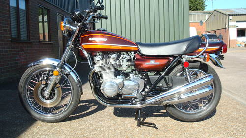 Kawasaki Z1-A 1974-M **FULL RESTORATION** (41 miles) For Sale (picture 5 of 6)