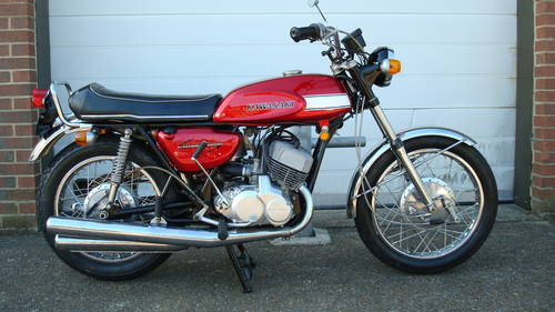 Kawasaki H1 500 TRIPLE 1970-H  (20,903 Miles) For Sale (picture 1 of 6)