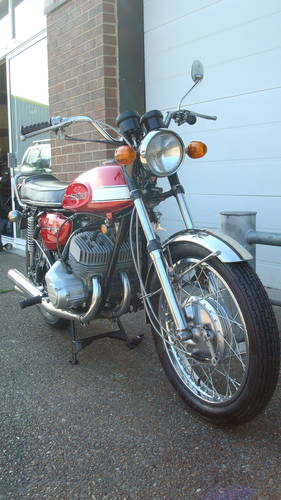 Kawasaki H1 500 TRIPLE 1970-H  (20,903 Miles) For Sale (picture 2 of 6)