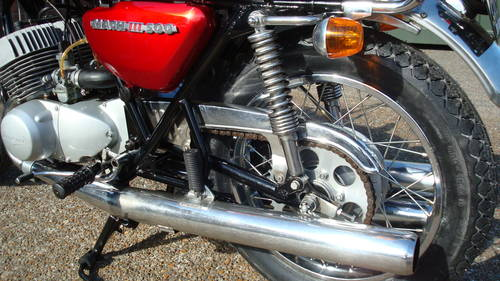 Kawasaki H1 500 TRIPLE 1970-H  (20,903 Miles) For Sale (picture 5 of 6)