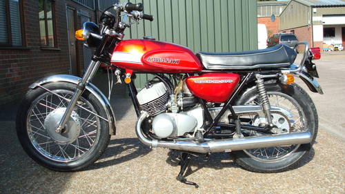 Kawasaki H1 500 TRIPLE 1970-H  (20,903 Miles) For Sale (picture 6 of 6)
