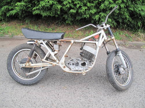 Kawasaki H2 H 2 1972 Rolling Chassis A Must See Sold Car And Classic