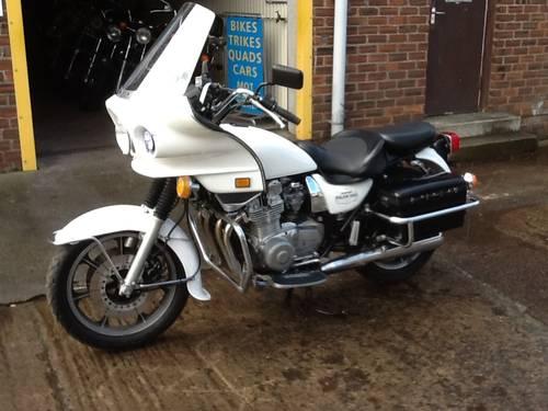 1984 Kawasaki Z1000 America Police Bike Sold Car And Classic