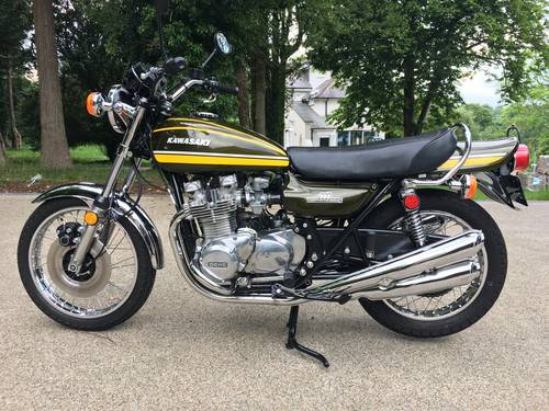 1974 Z1A, Beautifully highly original bike. SOLD (picture 1 of 6)