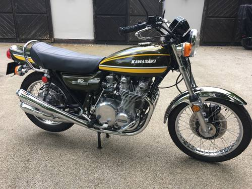 1974 Z1A, Beautifully highly original bike. SOLD (picture 2 of 6)