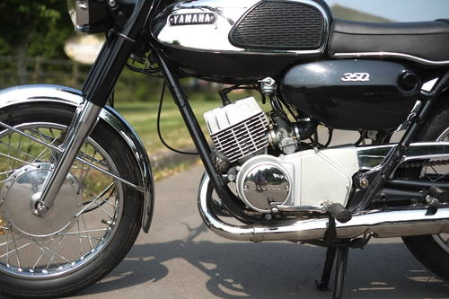 Yamaha YR1 R 1 R1 Y R 1 1967 STUNNING Restoration, best in c For Sale (picture 3 of 6)