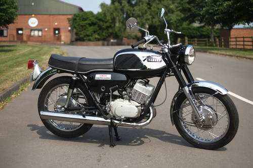 Yamaha YR1 R 1 R1 Y R 1 1967 STUNNING Restoration, best in c For Sale (picture 6 of 6)
