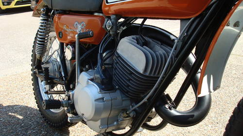 Kawasaki F5 BIGHORN 1970-H **1781 MILES,UN-RESTORED** For Sale | Car