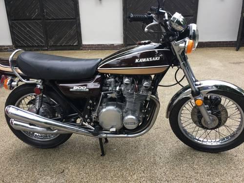 1974 Z1B very original bike SOLD (picture 2 of 6)