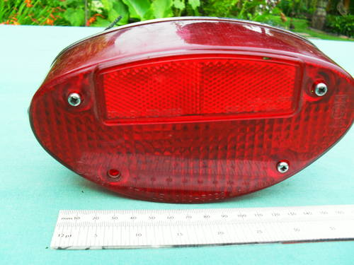 1972 Origional Kawasaki rear light from H1B 500 For Sale (picture 4 of 6)
