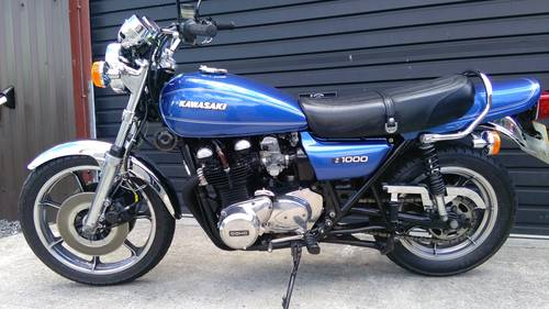 1977 kz1000 For Sale | Car And Classic