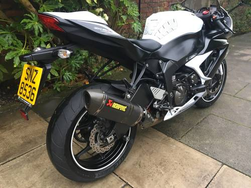 2013 Kwasaki ZX6R 636 Ninja, 8900 miles, Exceptional SOLD (picture 2 of 6)