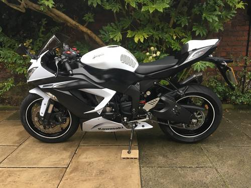 2013 Kwasaki ZX6R 636 Ninja, 8900 miles, Exceptional SOLD (picture 3 of 6)
