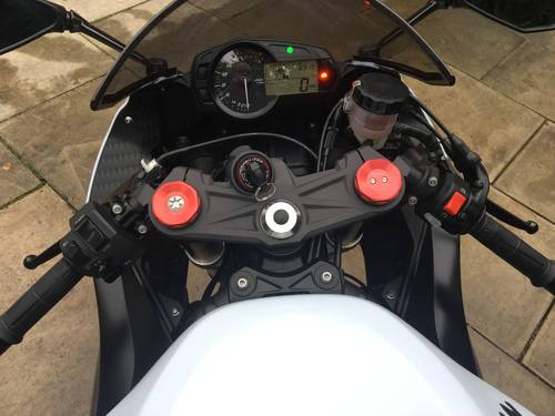 2013 Kwasaki ZX6R 636 Ninja, 8900 miles, Exceptional SOLD (picture 4 of 6)