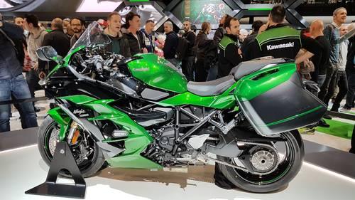 New 2018 Kawasaki Ninja H2 SX SE Tourer*£750 PCP DEP PAID For Sale (picture 3 of 6)