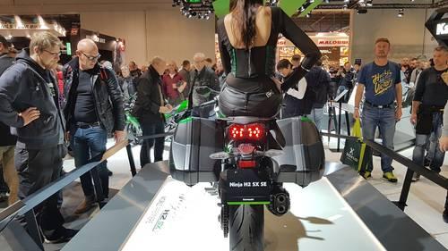 New 2018 Kawasaki Ninja H2 SX SE Tourer*£750 PCP DEP PAID For Sale (picture 5 of 6)