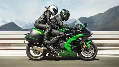 New 2018 Kawasaki Ninja H2 SX SE Tourer*£750 PCP DEP PAID For Sale (picture 6 of 6)