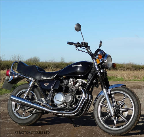 1982 Kawasaki KZ550LTD / Z550 ltd, very good condition SOLD (picture 1 of 6)