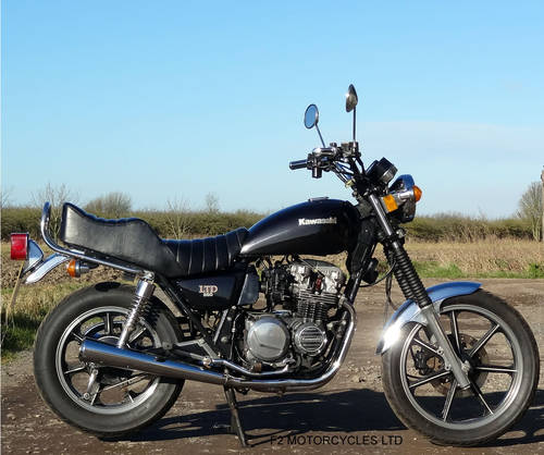 1982 Kawasaki KZ550LTD / Z550 ltd, very good condition SOLD (picture 2 of 6)