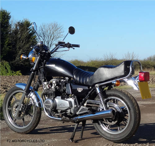 1982 Kawasaki KZ550LTD / Z550 ltd, very good condition SOLD (picture 3 of 6)