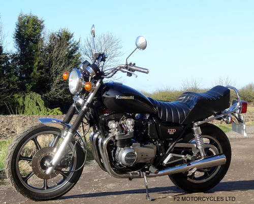1982 Kawasaki KZ550LTD / Z550 ltd, very good condition SOLD (picture 4 of 6)