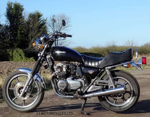 1982 Kawasaki KZ550LTD / Z550 ltd, very good condition SOLD (picture 6 of 6)