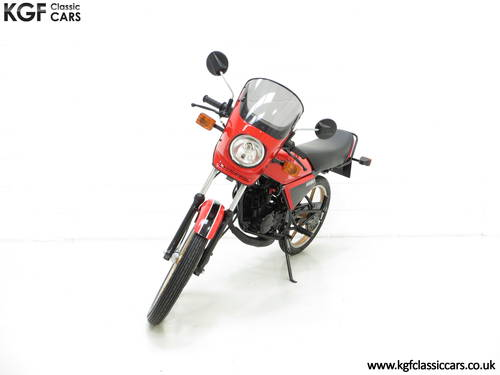 1981 A Fully Restored Racy Eighty UK Kawasaki AR80-A1 SOLD (picture 2 of 6)