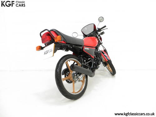 1981 A Fully Restored Racy Eighty UK Kawasaki AR80-A1 SOLD (picture 5 of 6)