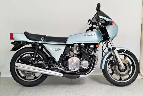 1977 Kawasaki KZ1000 SOLD | Car And Classic