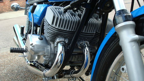 Kawasaki H2 750 TRIPLE 1972-K **RESTORED**19578 MILES** For Sale (picture 3 of 6)