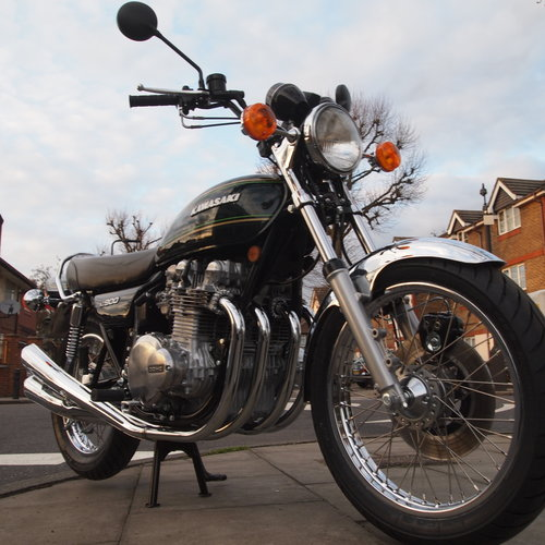 1977 Z900 A4 Classic Vintage,  RESERVED FOR NICK. SOLD (picture 2 of 6)