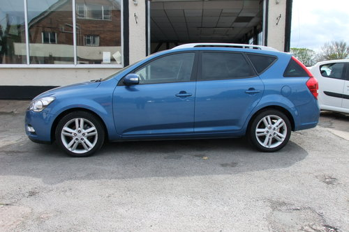 2012 KIA CEED 1.6 CRDI 4 SW 5DR AUTOMATIC SOLD (picture 2 of 6)