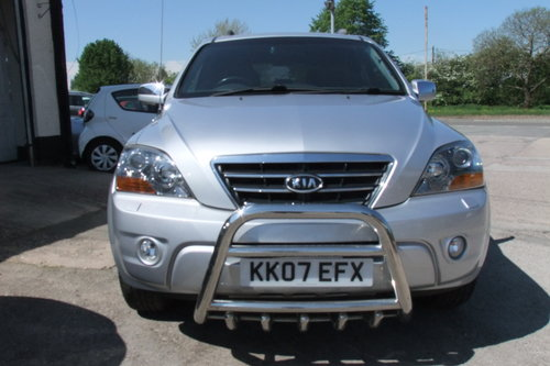 2007 KIA SORENTO 2.5 XT 5DR AUTOMATIC SOLD (picture 4 of 6)